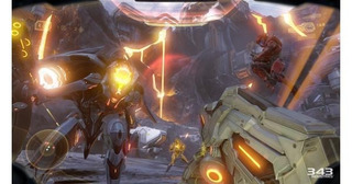 Halo 5 Guardians Físico Europeo Xbox One Envio Gratis Regalo