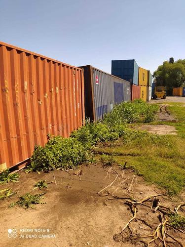Contenedores Marítimos Containers/ 20' Pies Standar
