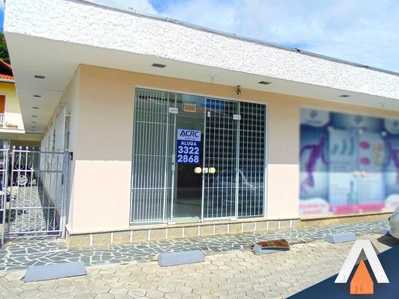 Acrc Imóveis- Imóvel Comercial Com 4 Salas E 01 Banheiro - Lj00137 - 33700331