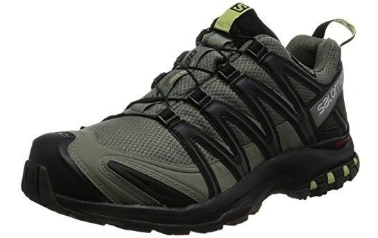 Zapatillas Para Correr Salomon Xa Pro 3d Cs Wp Para Hombre