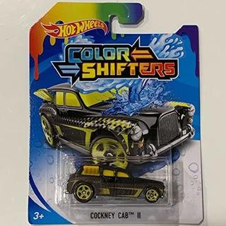 Hot Wheels cambios de color-Audaces-Franqueo Combinado