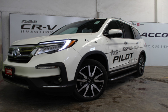 Honda Pilot 3.5 Touring At Blanco