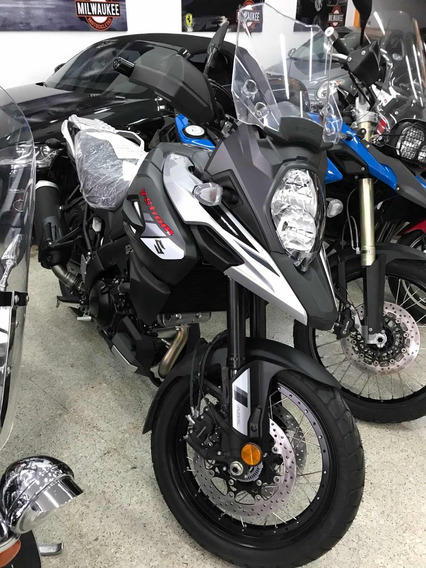 Suzuki V Strom