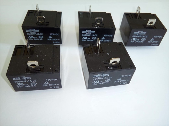 855awp-1a-c2 Song Chuan 30a 240v Ar Split Kit Com 5 Reles