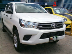 Toyota Hilux Doble Cabina Sr 2017