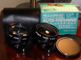 Lente Aux. Ambico Video V-3100 Telephoto 1,5x Lens