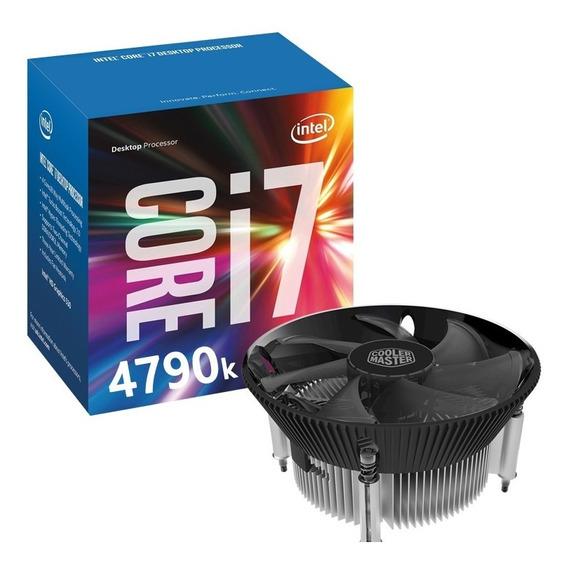 Processador Intel Core I7 4790k 4.4 Ghz Lga 1150