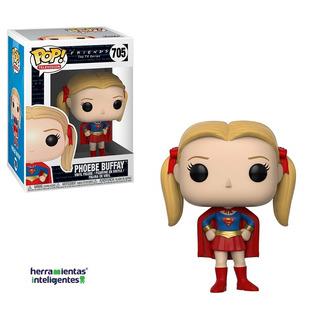 Phoebe Buffay Supergirl Funko Pop Friends Serie Tv