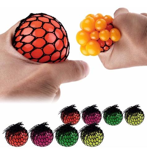 Squishy Mesh Ball Por Tob,relajante, Bola Anti Estres,