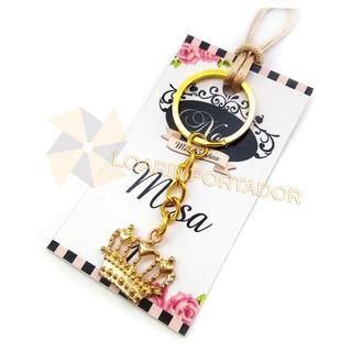 80 Souvenirs Infantiles Bolsita Tarjeta Personalizada Corona
