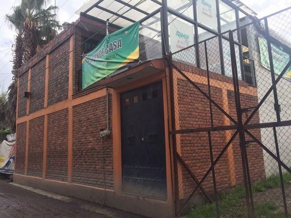 Venta Remate De Casa En Xochimilco Con Chanchas De Squash