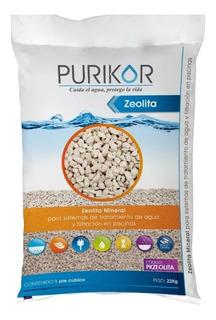 Zeolita Mineral Para Filtros De Agua Purikor