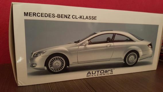 Mercedes Benz Cl Klasse Coupe 1/18 Autoart