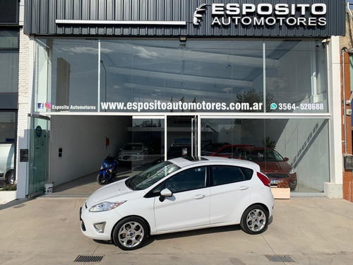 Ford Fiesta Kinetic Design 1.6 4p Titanium 2013