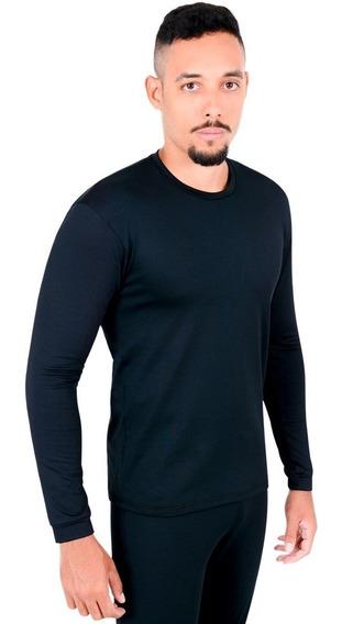 Camisa Térmica Segunda Pele Inverno Extremo Viagens Esportes