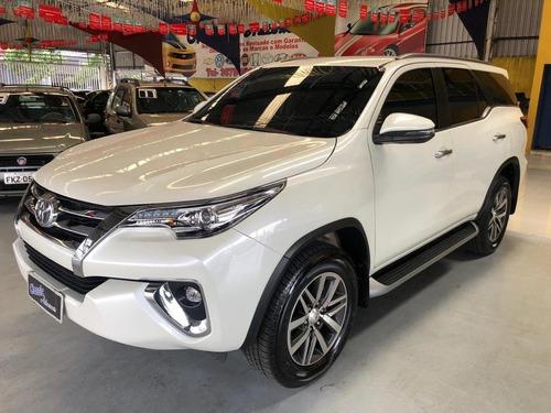 Único Dono - Toyota / Hilux  Sw4 4x4 7 Lug Aut Dies 2019