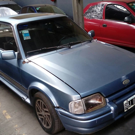 Ford Escort Xr3 - 1993 - Inundado No Chocado