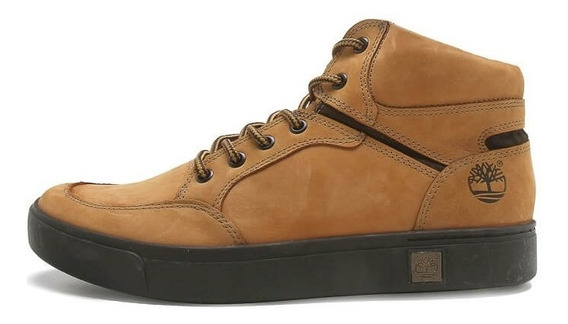Bota Timberland Kingston Couro Natural Original