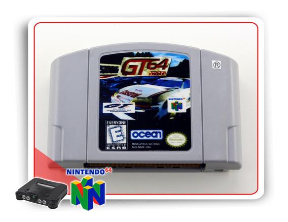 Gt 64 Championship Edition Original N64 Nintendo 64