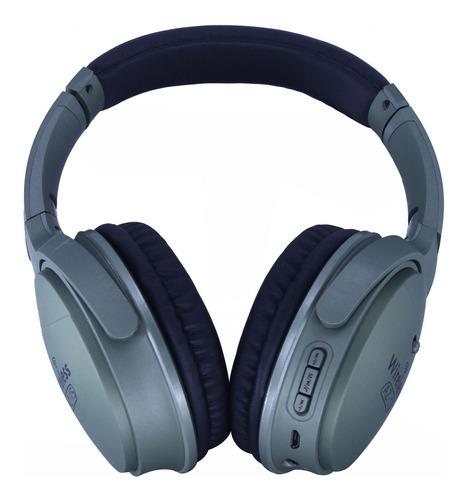 Auricular Con Vincha + Bluetooth + Radio Fm + Tarjeta Sd - E