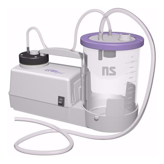 Aspirador De Secreção Aspiramax Ns Bivolt Ma520-60