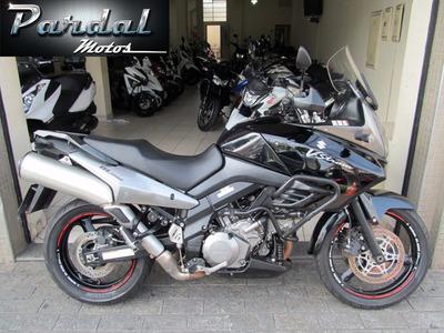 Suzuki Dl V Strom 1000 2008 Preta
