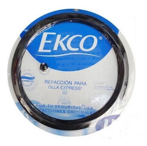 Imagen 1 de 2 de Empaque Olla Ekco Gourmet, Gourmet Plus, Delicia, Sazon