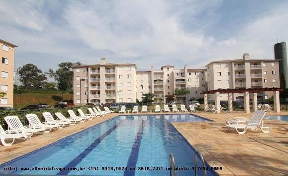 Apartamento Para Venda Em Sorocaba, Alto Da Boa Vista, 3 Dormitórios, 1 Suíte, 2 Banheiros, 2 Vagas - 1461_1-769326