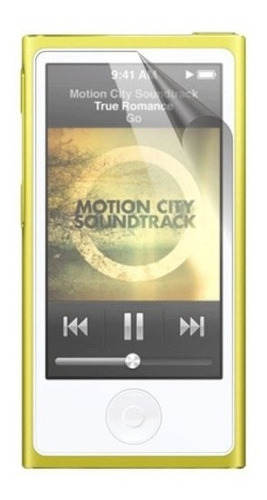 Protector Transparente iPod Nano 7g A1446  Apple