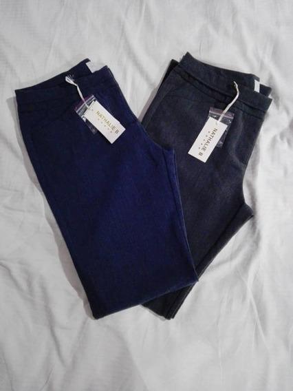 Pantalon Casual Para Damas H&m