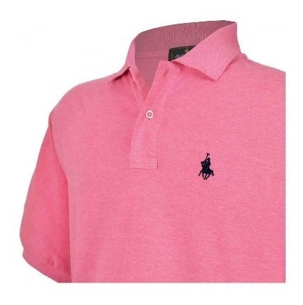 Playera Polo Club, Jaspeadas Tallas Especiales X2 Y X3