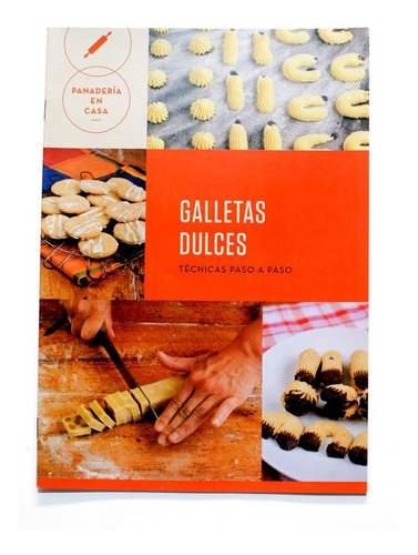 Libropanaderíaencasan°11:galletasdulces