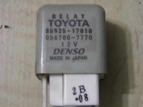 Rele Ignicao Denso Toyota Corolla 1998/2002 0567007770