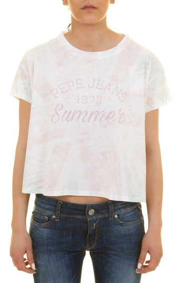 Remera Pepe Jeans London Anette