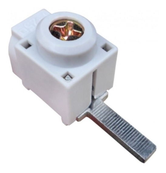 Kit C/10 Conector Genérico Frontal P/ Cabos 6 Até 25mm²