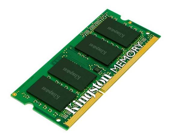 Memoria Sodimm Kingston 1gb Ddr2 800 Pc2-6400s 667 Pc2-5300s