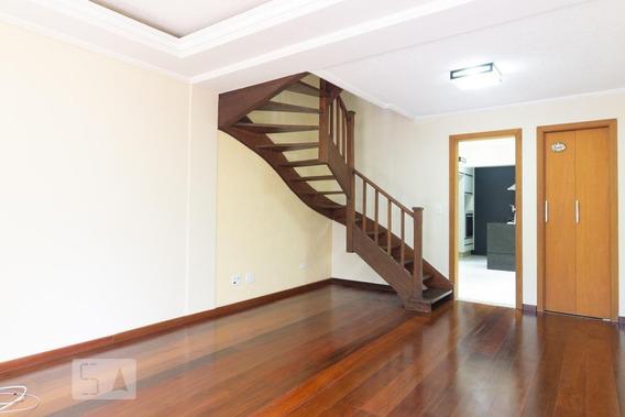 Casa Para Aluguel - Campo Belo, 2 Quartos, 200 - 893013885
