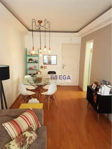 Apartamento Com 3 Dormitórios À Venda, 82 M² Por R$ 382.000,00 - Jardim Proença - Campinas/sp - Ap3868
