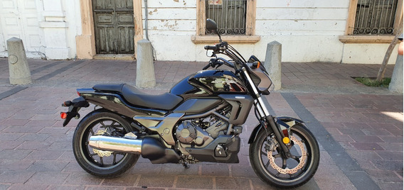 Honda Ctx 700 Cc Año 2014