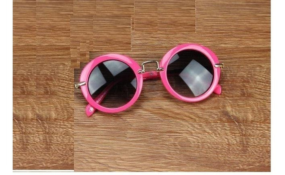 Óculos Escuro Infantil De Sol Proteção Uv Importado Menina