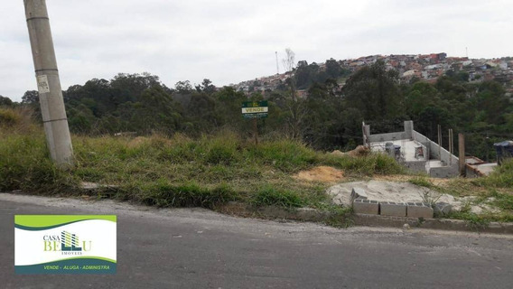 Terreno À Venda, 121 M² Por R$ 100.000,00 - Residencial Santo Antônio - Franco Da Rocha/sp - Te0079