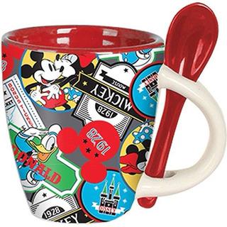 Mickey Mouse Película Animada Carrete Espresso