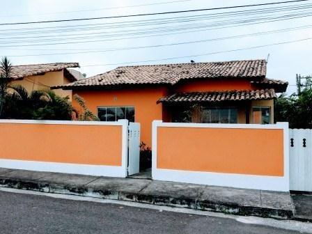 Casa Em Centro (manilha), Itaboraí/rj De 70m² 3 Quartos À Venda Por R$ 350.000,00 - Ca427858