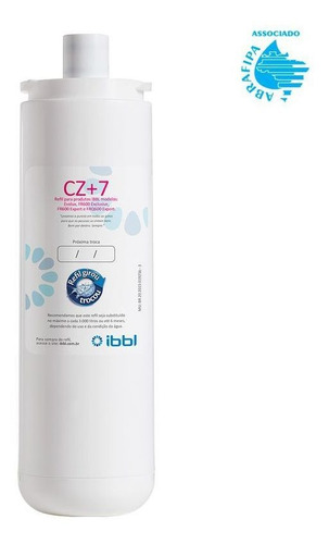 Imagem 1 de 6 de Refil Original Ibbl Cz+7 Bacteriostático Fr600 Expert Immaginare Pdf Evo