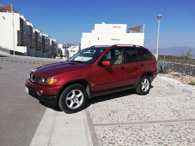 Bmw X5 3.0 Si Top Line 5vel At 2002