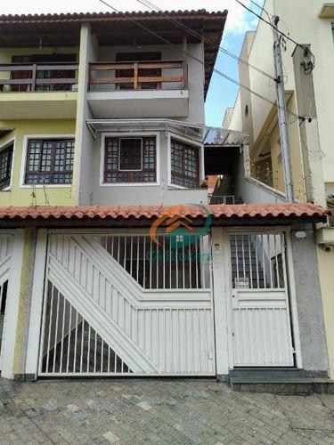 Sobrado Com 2 Dormitórios À Venda, 158 M² Por R$ 759.900,00 - Parque Renato Maia - Guarulhos/sp - So0568