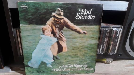Lp Rod Stewart. And Old Won