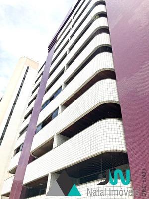 Apartamento A Venda No Residencial Gênesis - Lagoa Nova - 4 Suítes - Lazer Completo - Arena Das Dunas - Ap00191 - 33915950