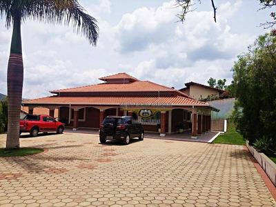 Sítio Com 6 Dormitórios À Venda, 2800 M² Por R$ 1.000.000 - Portal São Marcelo - Bragança Paulista/sp - Si0006