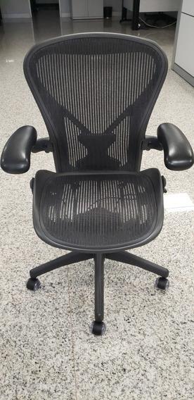 Cadeira Giratória Herman Miller [tam. B]